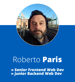 Roberto Paris - DEV4U