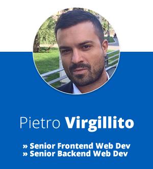 Pietro Virgillito - DEV4U